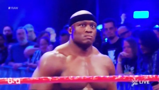 Bobby Lashley Returns To WWE For The First Time In 10 Years