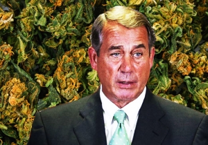 Ex-Speaker John Boehner Is Joining A Marijuana Firm's Advisory Board: 'My Thinking On Cannabis Has Evolved'