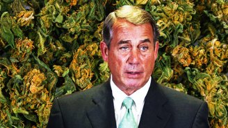 Ex-Speaker John Boehner Is Joining A Marijuana Firm's Advisory Board: 'My Thinking On Cannabis Has Evolved'