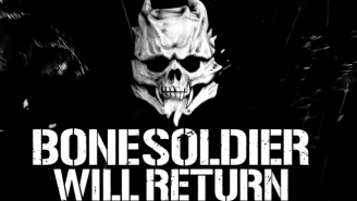 Let's Speculate Wildly About The Return Of NJPW's BONE SOLDIER
