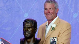 Brett Favre Thinks He Had 'Thousands' Of Concussions In His NFL Career