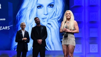Britney Spears Gave A Moving Speech About Unconditional Love While Accepting A Prestigious GLAAD Award