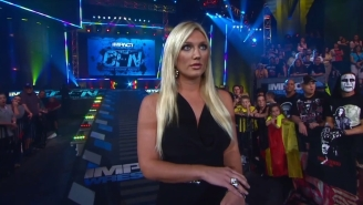 Brooke Hogan May Be Considering A Return To Wrestling For A 'Dream Match'