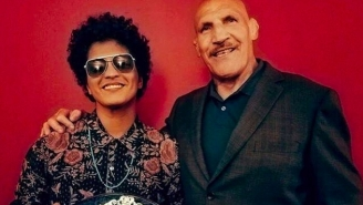 Bruno Mars And Madison Square Garden Both Paid Tribute To Bruno Sammartino