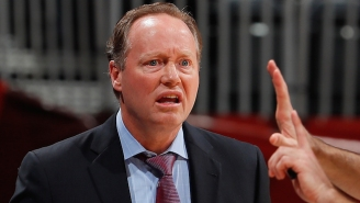 The Raptors Will Reportedly Look At Mike Budenholzer To Replace Dwane Casey