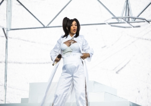 Cardi B Led The Charge For Women In Rap With Her Epic Coachella Performance