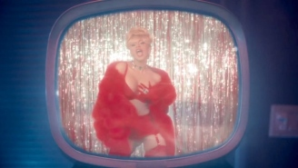 Cardi B Channels Vintage Hollywood Glamor And Makes Out With Offset In Her 'Bartier Cardi' Video