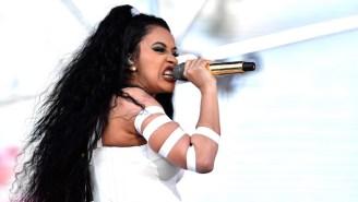 It Looks Like Meek Mill Put His Ex Nicki Minaj's Rap Rival Cardi B On His Upcoming Album, 'Championships'