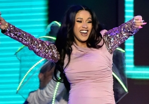 Cardi B's Decision To Fire Her Manager Was Spurred On By Offset's Advice
