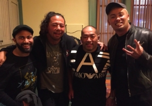 Here's How New Japan Stars Reacted To WrestleMania 34