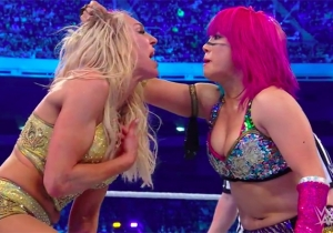 Asuka's Undefeated WWE Streak Came To A Stunning End At WrestleMania 34
