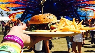 The Food Stops We're Most Excited About At This Year's Coachella