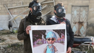 Russia Labels The Syrian Chemical Attack On Civilians As A 'Fabrication' By A Foreign Power