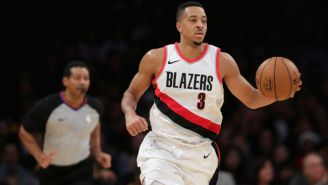 C.J. McCollum And The Portland Trail Blazers Have Come A Long Way