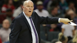 The Charlotte Hornets Will Part Ways With Head Coach Steve Clifford