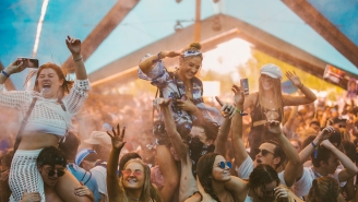 A 'Baby Shark' EDM Remix Debuted At Coachella And People Actually Loved It