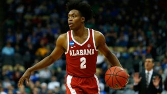 Potential Top Ten Pick Collin Sexton Is Leaving Alabama To Declare For The NBA Draft