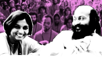'Wild, Wild Country' Reveals A Brawling, Messy Microcosm Of Our Brawling, Messy World