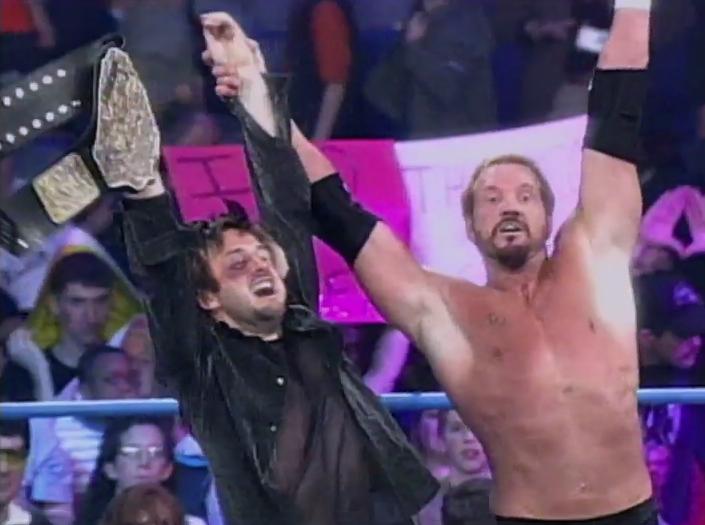 gorący produkt ogromny zapas wyprzedaż David Arquette Won The WCW Championship 18 Years Ago Today