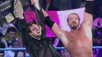 Happy 18th Birthday To David Arquette Winning The WCW Heavyweight Championship