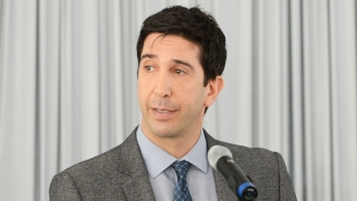 David Schwimmer Argues For The Importance Of A 'Spectrum Of Bad Behavior' In The Post-Weinstein Era