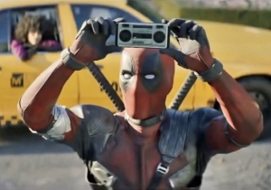 'Deadpool 2' Channels 'Say Anything' For A Video And Gives A Twitter Account To Its Best New Character