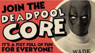 'Deadpool 2' Has A Coloring Book Challenge To Keep Your Idle Hands Busy Ahead Of The Premiere