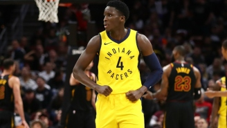 Victor Oladipo's Game 1 Performance Was Motivated By Offseason Comments By Cavs Owner Dan Gilbert