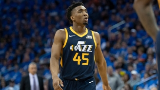 Scottie Pippen Would Give The 'Organic' Donovan Mitchell His Rookie Of The Year Vote