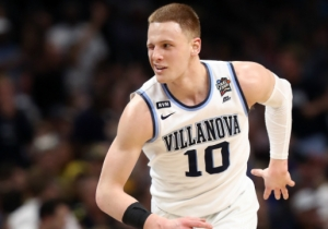 Donte DiVincenzo's Career Night Powered Villanova To Its Second National Title In Three Years