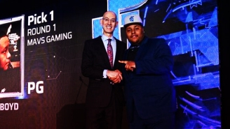 The NBA Sprinted To The Forefront Of Esports With The Inaugural 2K League Draft