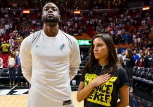 The NBA Honored Dwyane Wade For His Outreach After The Parkland Shooting