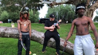 This Hip-Hop Playing Ukulele Star Turned Viral Videos Into A Legit Music Career