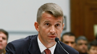 Robert Mueller Reportedly Knows That Erik Prince Lied To Congress About His Secret Russian Meeting