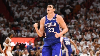 Ersan Ilyasova Says Going To Boston Will Be Tougher Than 'Half-Empty' Miami Games