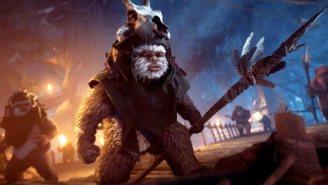 'Star Wars: Battlefront II' Wants To Make Ewoks Terrifying