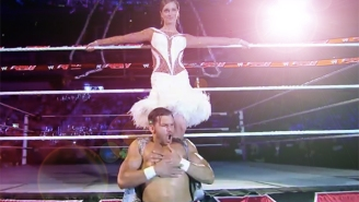 WWE's Fandango Rates His Various Dance Partners