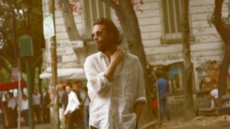 Father John Misty Announces His New Album 'God's Favorite Customer' With A Pair Of Lovelorn Songs