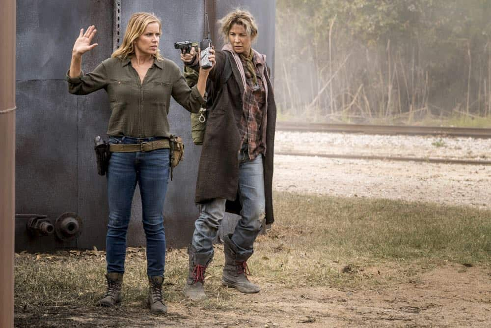 Fear The Walking Dead' Raises The Bar For Writing In 'The