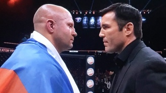 Fedor Emelianenko Vs. Chael Sonnen Is The Perfect Freakshow Fight
