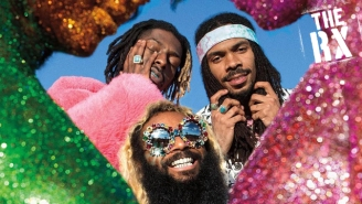 Flatbush Zombies Take Us Through A Sonic Paradise On 'Vacation In Hell'