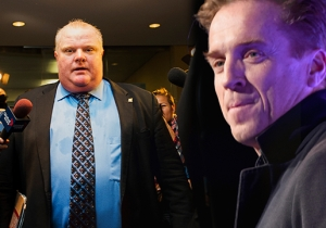 'Billions' Star Damian Lewis Will Play Former Toronto Mayor Rob Ford In A New Thriller
