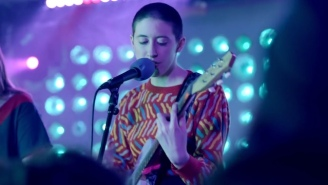Frankie Cosmos Get Confronted By Another Band Named Frankie Cosmos In Their Funny 'Apathy' Video