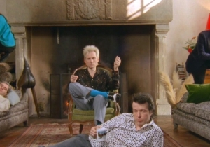 Franz Ferdinand's 'Glimpse Of Love' Video Is Strange, Silly, And A Lot Of Fun