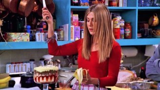 Do You Have The Stomach To Hear Matt LeBlanc's Tale Involving Rachel's 'Friends' Meat Trifle?