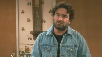 'Roseanne' Fans Celebrate Johnny Galecki's Heartbreaking Return To The Show
