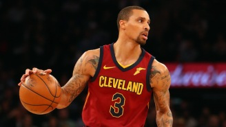 The Cavs Will Have George Hill Back For Game 7 Against Indiana