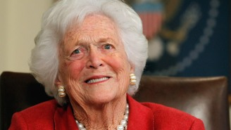 Barbara Bush Will No Longer Seek Medical Care For Her 'Failing Health'