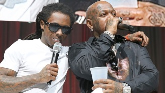 Birdman And Lil Wayne Are Apparently Trying Very Hard To Reconcile