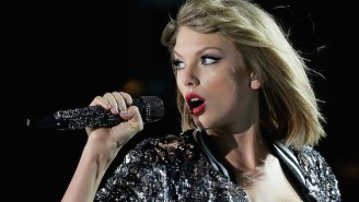 Taylor Swift Makes A Surprise Appearance In Nashville To Sing, Knock Back Fireball Shots And Reminisce